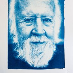 Franck Rondot Photographe   047   alternative  argentique  cyanotype  photographie  scann