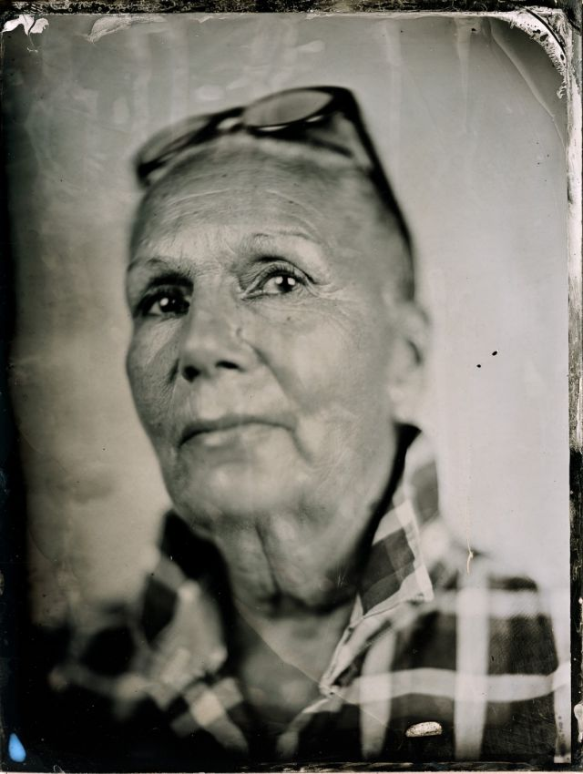 Franck Rondot Photographe   099   alternative  ambrotype  collodion  full plate  humide  portraits  scann  verre